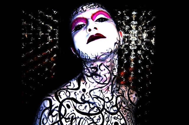 make up body painting & face painting