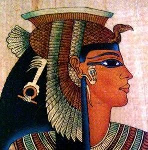 Il make up nell' Antico Egitto : Rocco Ingria